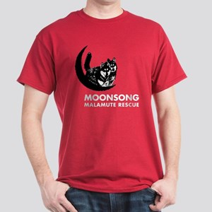 Moonsong Malamute Rescue Dark T-Shirt