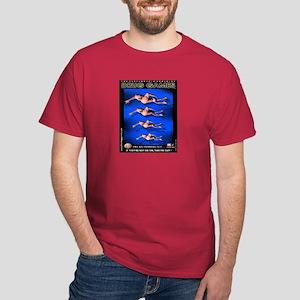 Swimmers 1 Dark T-Shirt