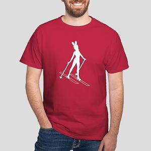 SKI BUNNY Dark T-Shirt