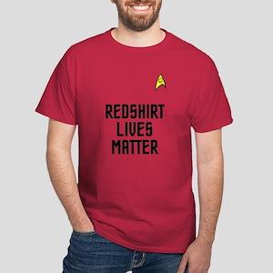 Redshirt Lives Men's T-Shirt