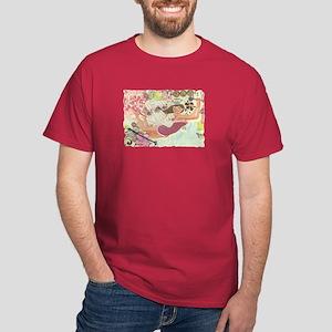 Flying Queen Dark T-Shirt