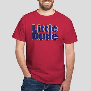 LITTLE DUDE (dark blue) Dark T-Shirt