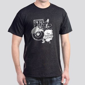 The Twilight Zone: Time Image Dark T-Shirt