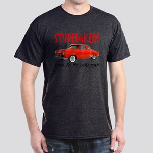 Studebaker-Dare to be Diff Dark T-Shirt