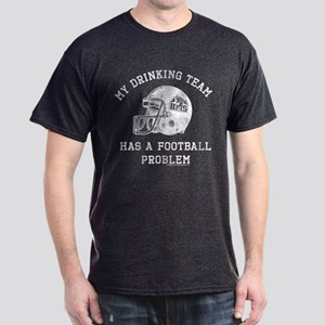 Blue Mountain State Drinking Team Dark T-Shirt