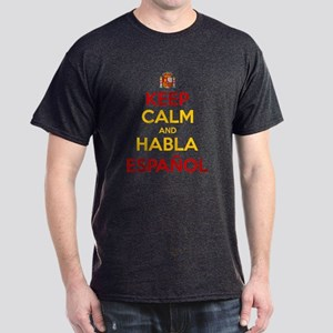 Keep Calm and Habla Espanol T-Shirt