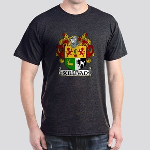 Sullivan Coat of Arms Dark T-Shirt