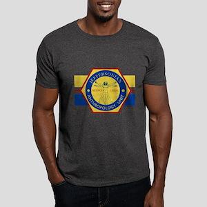Bones Jeffersonian Anthropology Unit Dark T-Shirt