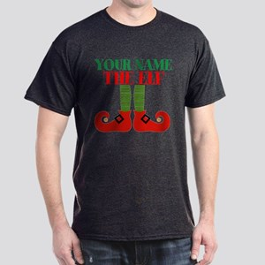 Customizable Elf Dark T-Shirt