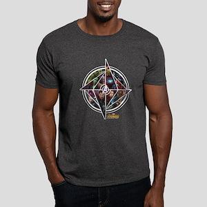 Avengers Infinity War Circle Dark T-Shirt