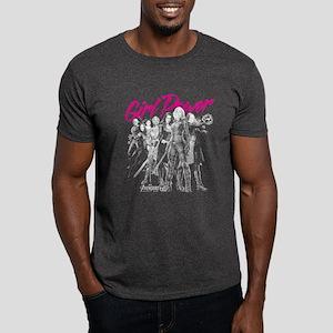 Avengers Infinity War Girl Power Dark T-Shirt