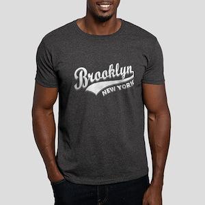 Classic Brooklyn Navy Blue T-Shirt