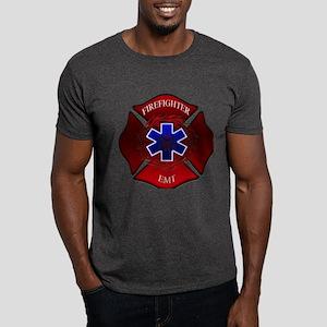 FIREFIGHTER-EMT Dark T-Shirt