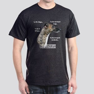 Greyhound FAQ Dark T-Shirt