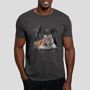 Resting Tiger Dark T-Shirt