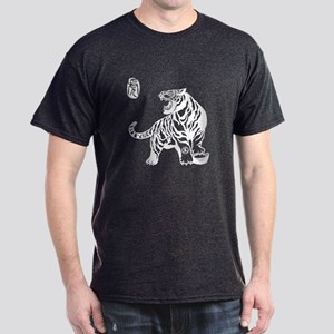 Asian Tiger - Mens Shirt