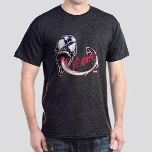 Venom Face Dark T-Shirt