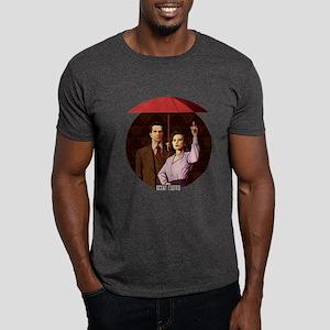 Agent Carter Umbrella Dark T-Shirt