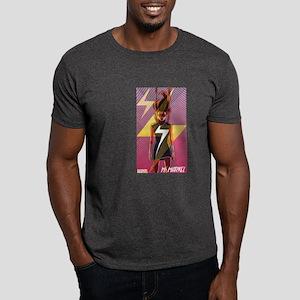 Ms Marvel Standing 2 Dark T-Shirt