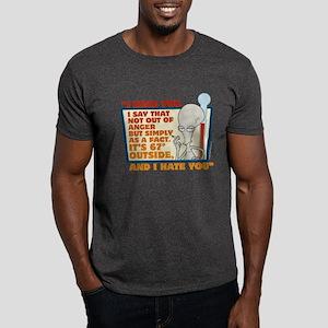 American Dad I Hate You Dark T-Shirt
