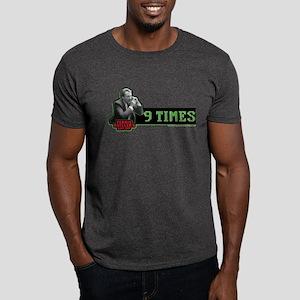 Ferris Bueller's Day Off - 9 Times Dark T-Shirt