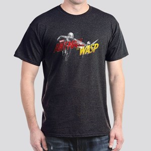 Ant-Man & The Wasp Dark T-Shirt