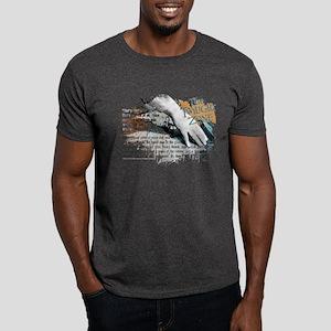 Last Man on Earth Glasses Dark T-Shirt