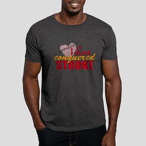 Someone I Love Conquered Stroke Dark T-Shirt