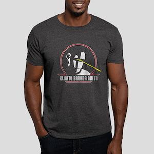 Gort Klaatu Barada Nikto Dark T-Shirt