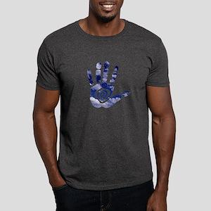 Cloud Hand Dark T-Shirt