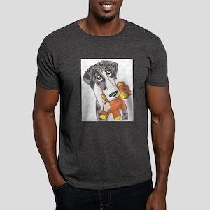N MtlMrl Love My Teddy Dark T-Shirt