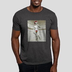 Santa David Charcoal T-Shirt