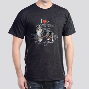 Miniature American Shepherd Dark T-Shirt