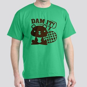 Dam It Dark T-Shirt