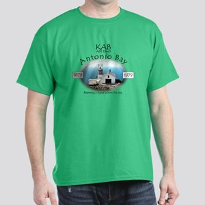 KAB Radio Antonio Bay Dark T-Shirt