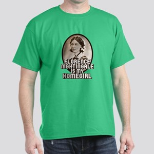 7ee4d05cb8e61 Florence Nightingale Dark T-Shirt. On sale for