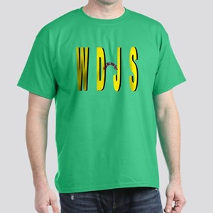 WDJS Kelly Green T-Shirt
