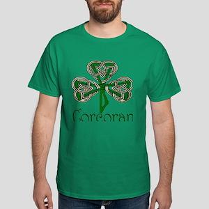 Corcoran Shamrock Dark T-Shirt
