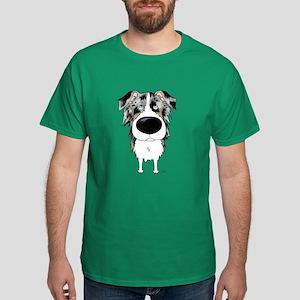 Big Nose Aussie Dark T-Shirt