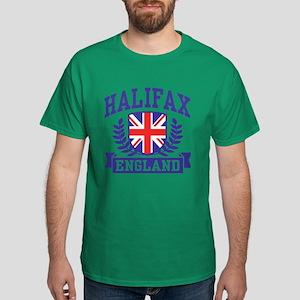 Halifax England Dark T-Shirt