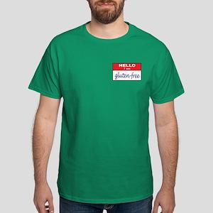 I Am... Gluten-Free Dark T-Shirt