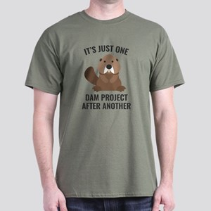 One Dam Project Dark T-Shirt