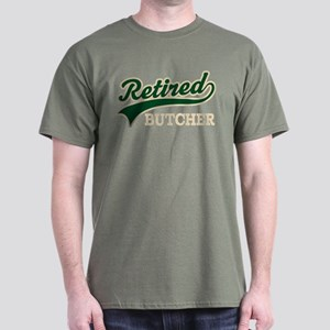 Retired Butcher Dark T-Shirt