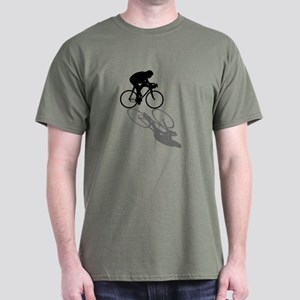 Cycling Bike Dark T-Shirt
