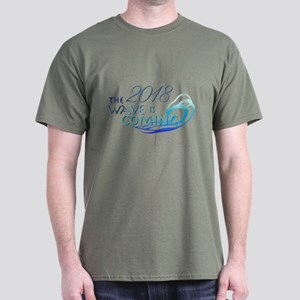 2018 The Wave is Coming T-Shirt