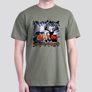 MAX'D OUT TV Dark T-Shirt