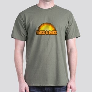 Wake & Bake Dark T-Shirt