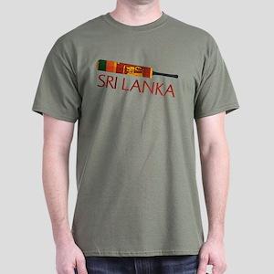 2c4a9efb3 Sri Lanka Cricket T-Shirts - CafePress