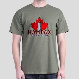 c891f7c7 Halifax Lighthouse Dark T-Shirt