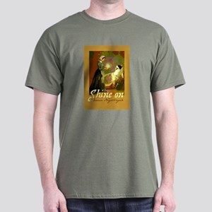 67355176d24cc Florence Nightingale Student Nurse Dark T-Shirt. On sale for